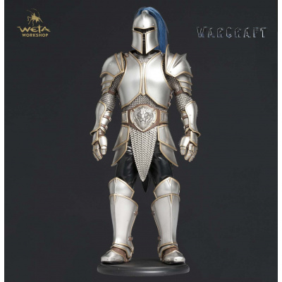 Warcraft Movie: Foot Soldier Armour 1:6 Scale Statue