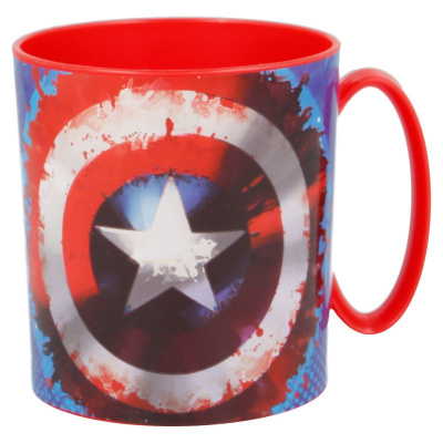 MICRO MUG 350 ML | CAPTAIN AMERICA ICON