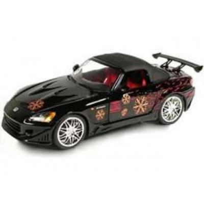 Fast and Furious: 1995 Johnnys Honda S2000 Black 1:32