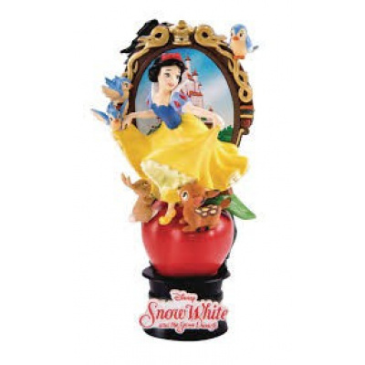 DISNEY - D-Select - Snow White Diorama - 18cm