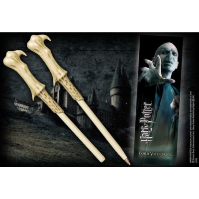 Harry Potter: Voldemort Wand Pen and Bookmark
