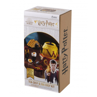 Harry Potter: Weasley Tea and Egg Cosy Knit Kit