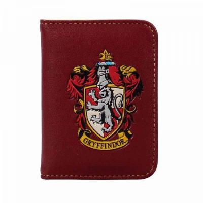 Harry Potter Travel Pass Holder Gryffindor Crest