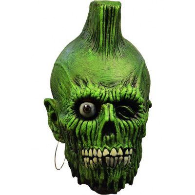 The Return of the Living Dead: Mohawk Zombie Mask