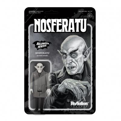 ReAction Movie: Grayscale Nosferatu - 3.75 inch Action Figure