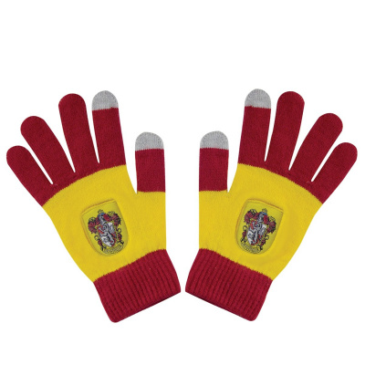 Harry Potter: Gryffindor Red Screentouch Gloves