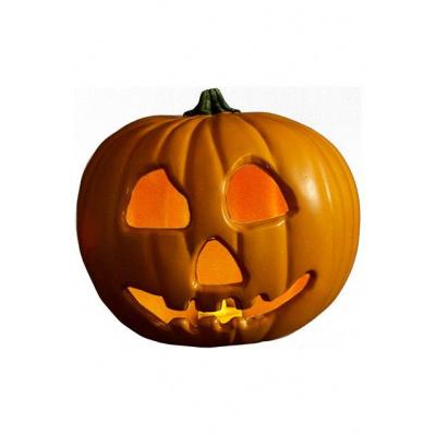 Halloween 2: Light Up Pumpkin Prop