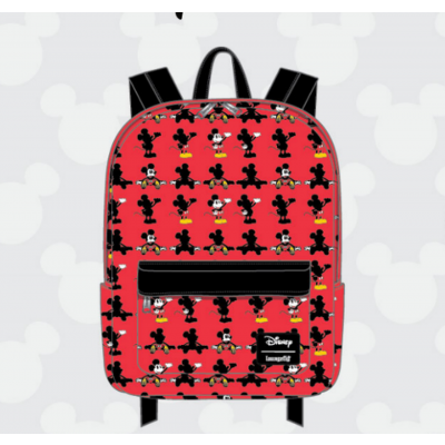 Disney: Mickey Mouse - Mickey Parts All Over Print Nylon Backpack