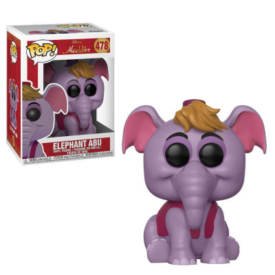 Pop Disney: Aladdin - Elephant Abu 478