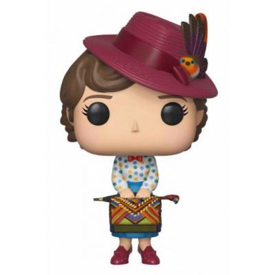 Mary Poppins 2018 POP Disney Vinyl Figure Mary with Bag 9 cm