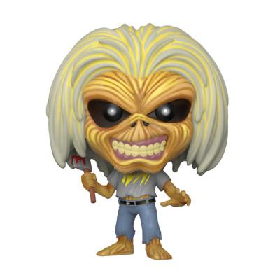 Pop! Rocks: Iron Maiden - Killers Skeleton Eddie