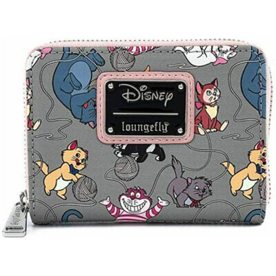 LoungeFly DISNEY CATS WALLET