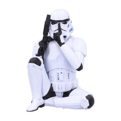 Stormtrooper figurine Speak No Evil Stormtrooper 10 cm
