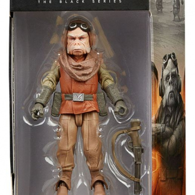 Star Wars Black Series 2021 Wave 1: Kuiil (The Mandalorian)