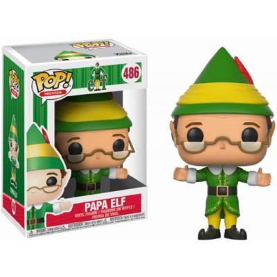Funko Pop Elf Papa Elf - 486