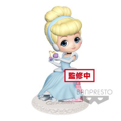 Disney: Q Posket - Cinderella Perfumagic - Pastel Color Version