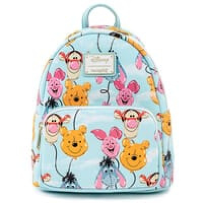 Loungefly Disney Winnie the Pooh Balloon Friends backpack