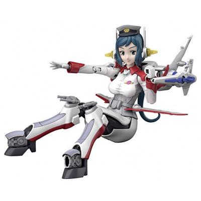 Gundam: High Grade - Mrs. Loheng-Rinko 1:144 Model Kit