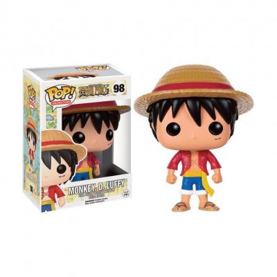 ONE PIECE - Bobble Head POP N° 98 - Monkey D. Luffy