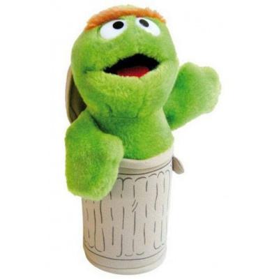Sesame Street Plush Figure Oscar the Grouch 30 cm