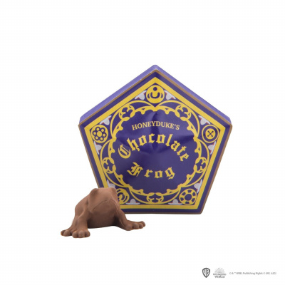 Harry Potter: Choco Frog Figurine Eraser with Accessories