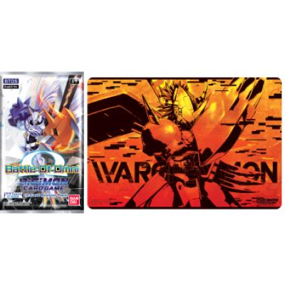 Digimon Card Game - Play-mat Wargreymon PB-03 - EN