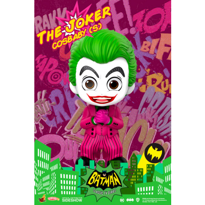 DC Comics: Batman Classic TV Series - Joker Cosbaby