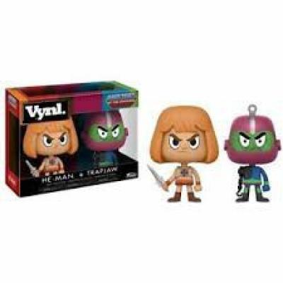 Vynl MOTU He-Man and Trapjaw 2 Pack Funko