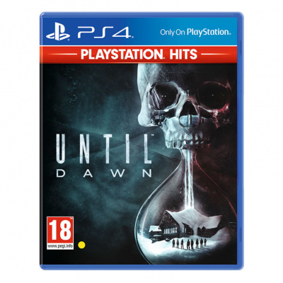 Untill Dawn PS4