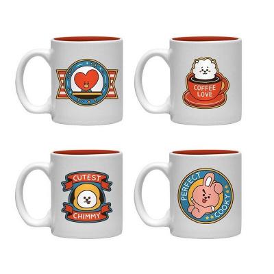 BT21: Icons Esspresso Mug Set