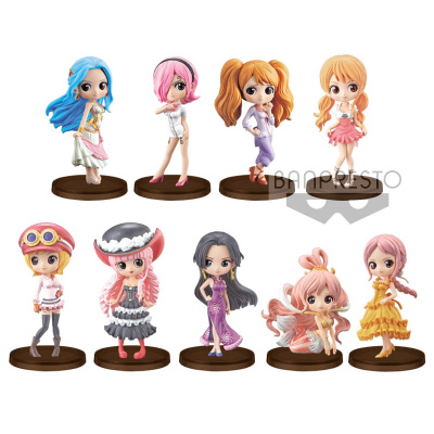 One Piece: Q Posket Petit - Girls Festival Asst.