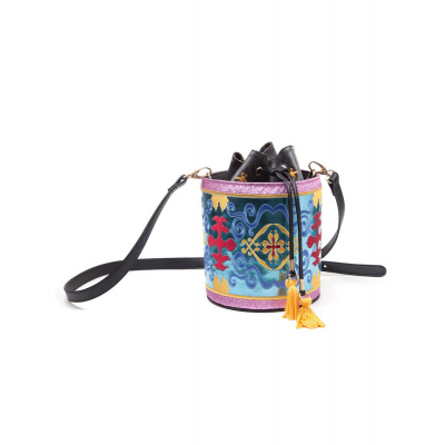 Disney: Aladdin - Magic Carpet Glitter Drawstring Bucket Bag