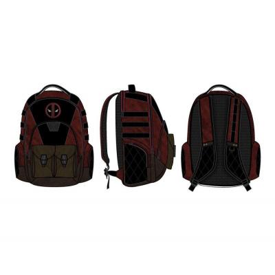 Marvel: Deadpool Luxe Backpack
