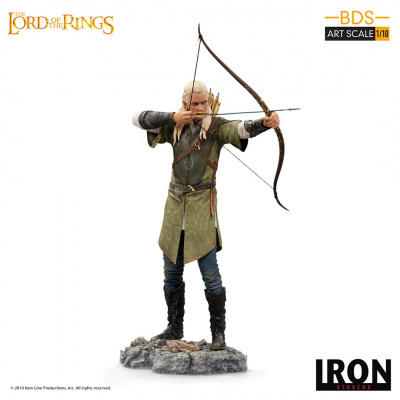 Lord of the Rings: Legolas 1:10 Scale Statue