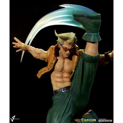 Street Fighter: Charlie Nash - War Heroes Diorama