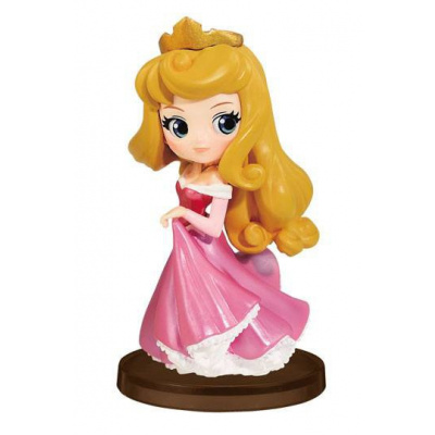 Disney figurine Q Posket Petit Girls Festival Aurora 7 cm