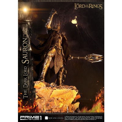 Lord of the Rings: The Dark Lord Sauron 1:4 Scale Statue