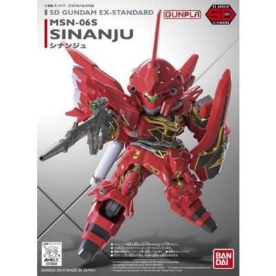 Gundam: SD EX-Standard 013 - Sinanju Model Kit