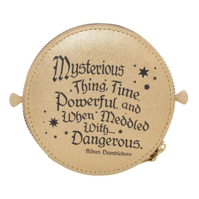 Harry Potter Coin Pouch Time Turner