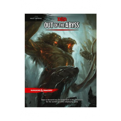 Dungeons & Dragons RPG Adventure Rage of Demons - Out of the Abyss *ANGLAIS