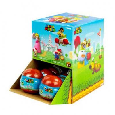 Super Mario Mystery Pack Buildable Figure 1 stuk