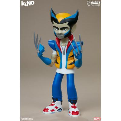 Marvel: Wolverine Designer Collectible Toy by artist kaNO