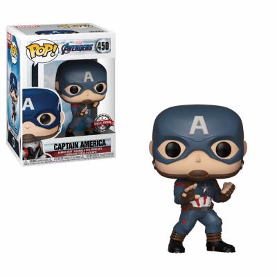 POP Marvel: Avengers Endgame - Captain America