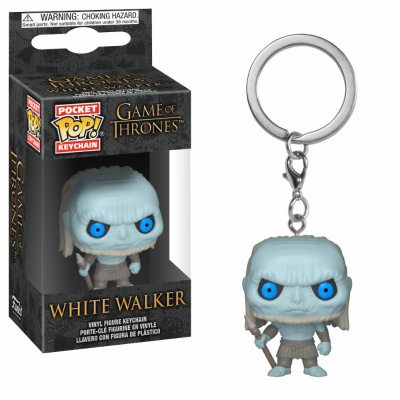 POP Keychains: GOT S10 - White Walker