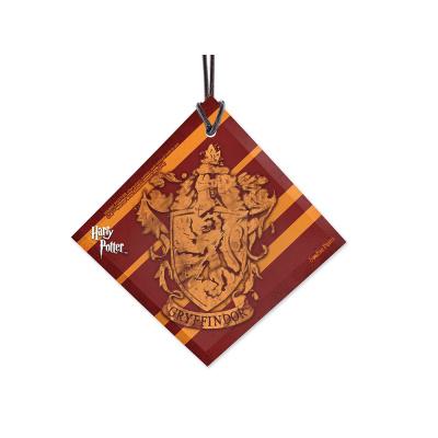 Harry Potter: Gryffindor Crest Hanging Glass