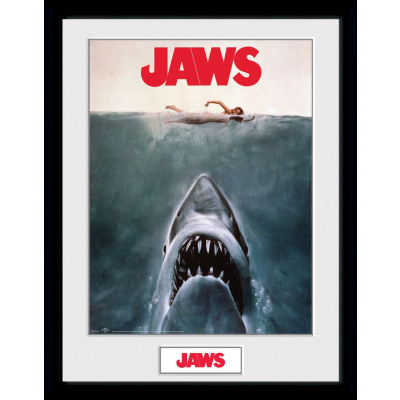 Jaws: Key Art Collector Print