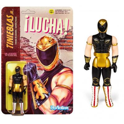 Legends of Lucha Libre: Tinieblas Jr. ReAction Figure
