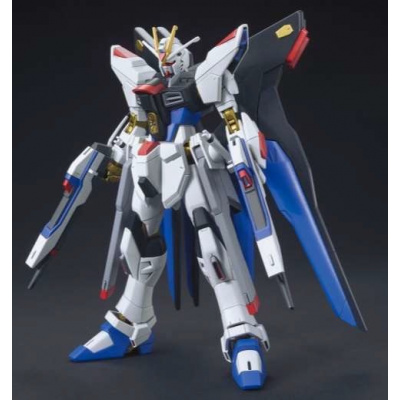 Gundam: High Grade - Strike Freedom Gundam 1:144 Model Kit