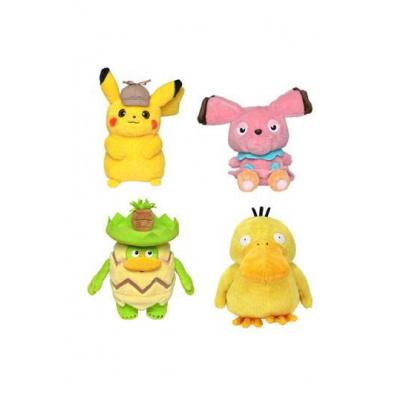 Pokémon: Detective Pikachu Plush Figures 20 cm