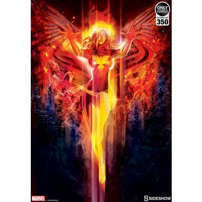 Marvel: X-Men - Dark Phoenix Unframed Art Print